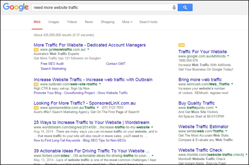 Web Site Traffic Blueprint Part 1 - How To Create An Automated Traffic-Getting Machine With WordPress